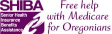 Oregon Senior Health Insurance Benefits Assistance